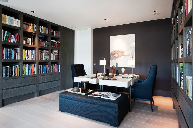 Modern Home Office By Leicht New York Leicht Westchester