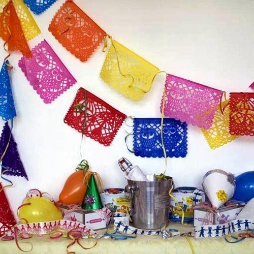 Bonitas Guirnaldas Para Fiestas Infantiles Decoracion Pinterest - Guirnaldas-para-fiestas-infantiles