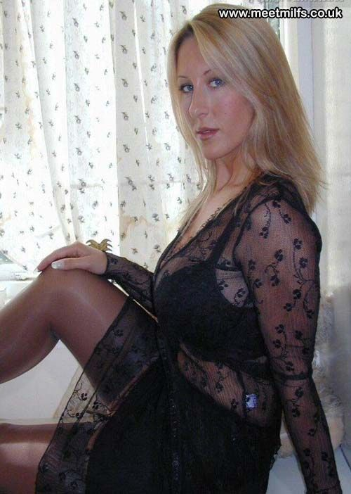 Sexy mature blonde women