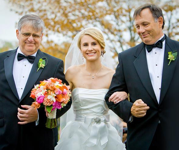 Wedding Walking In Songs: Dad And Your Step Dad Are Two Of The Most Important Men In