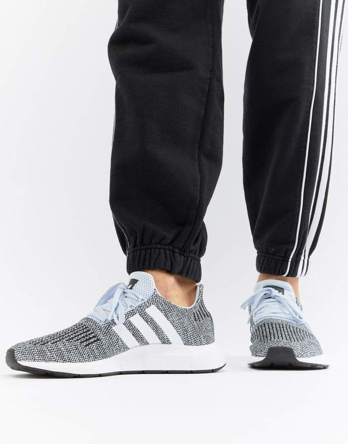 a4df48a5b6c37 adidas Originals Swift Run Sneakers In Gray CQ2122 in 2019 ...