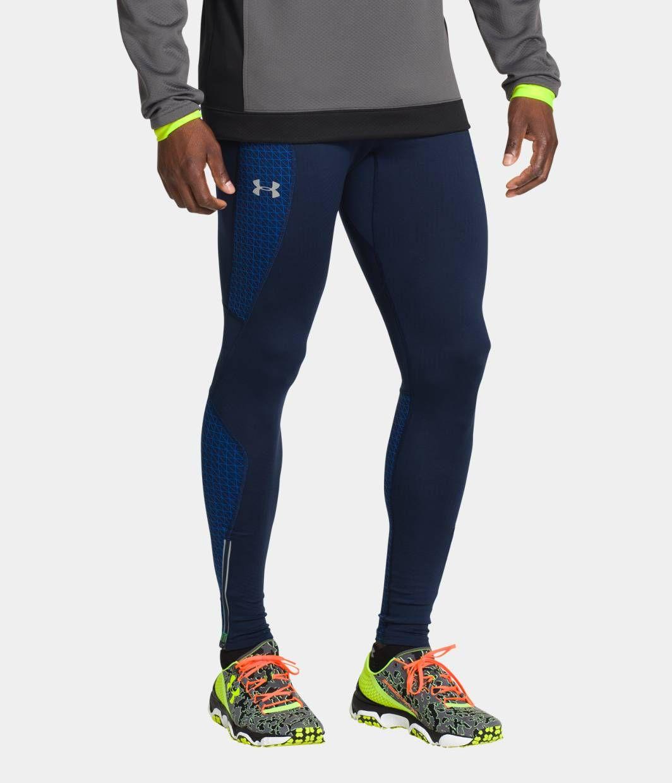 Nuestra compañía creciendo Avenida  Men's UA ColdGear® Infrared Run Tights | Under Armour US | Mens workout  clothes, Workout gear for men, Running clothes