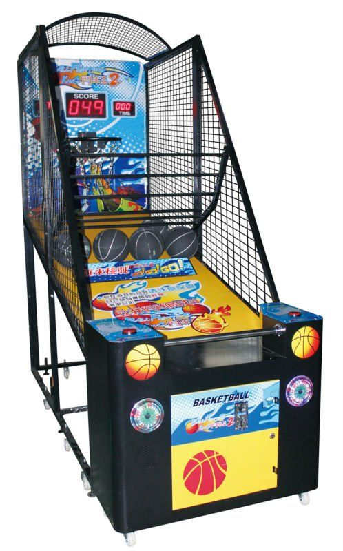 High Quality Basketball Shooting Machine With The Best Price We Manufacture And Export Basketball Shooting Arcade Room Arcade Game Machines Arcade Basketball