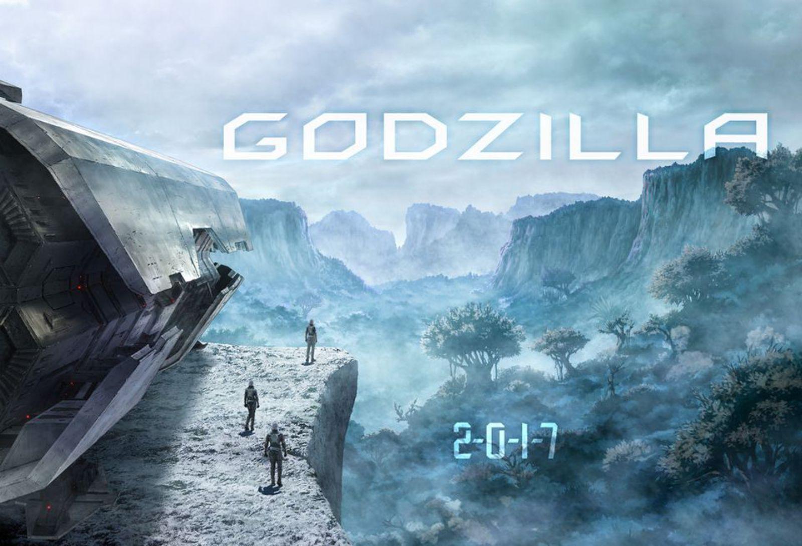 New Godzilla Anime Will Stream On Netflix in 2017