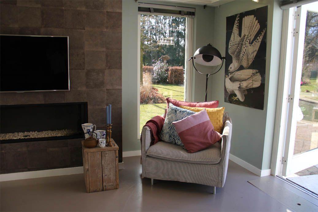 Gezellige lentekussentjes | Interieur Koffietijdvilla | Pinterest