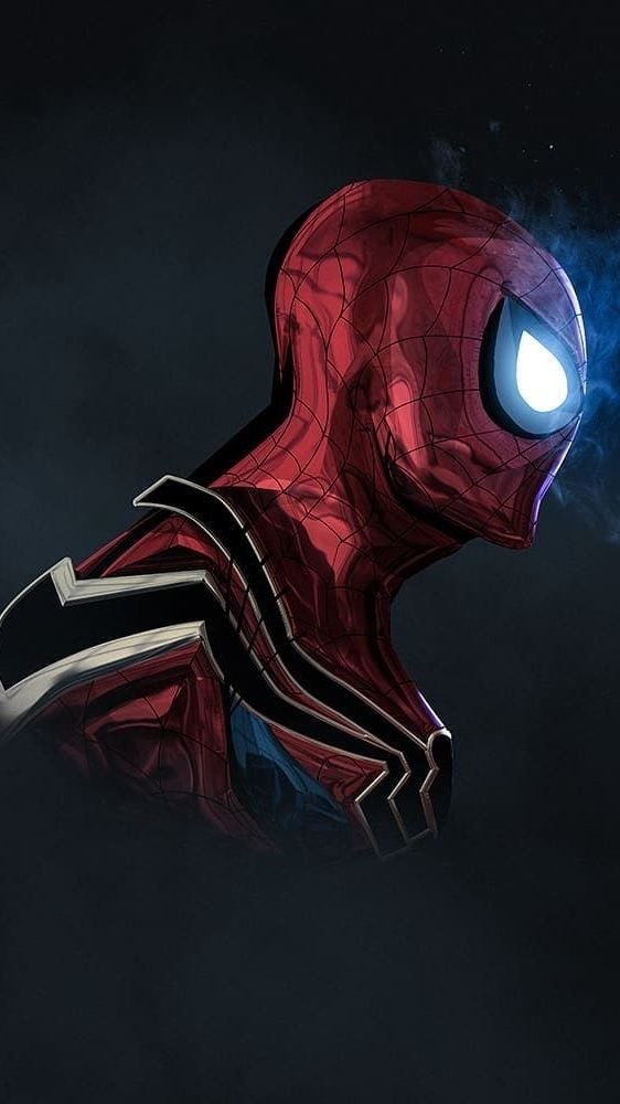 Spider Armour Suit Mark 4 IPhone Wallpaper Spiderman pop