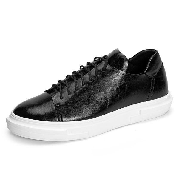 Men Comfortable Low-top Casual Trainers Lifestyle Light Skateboarding Shoes