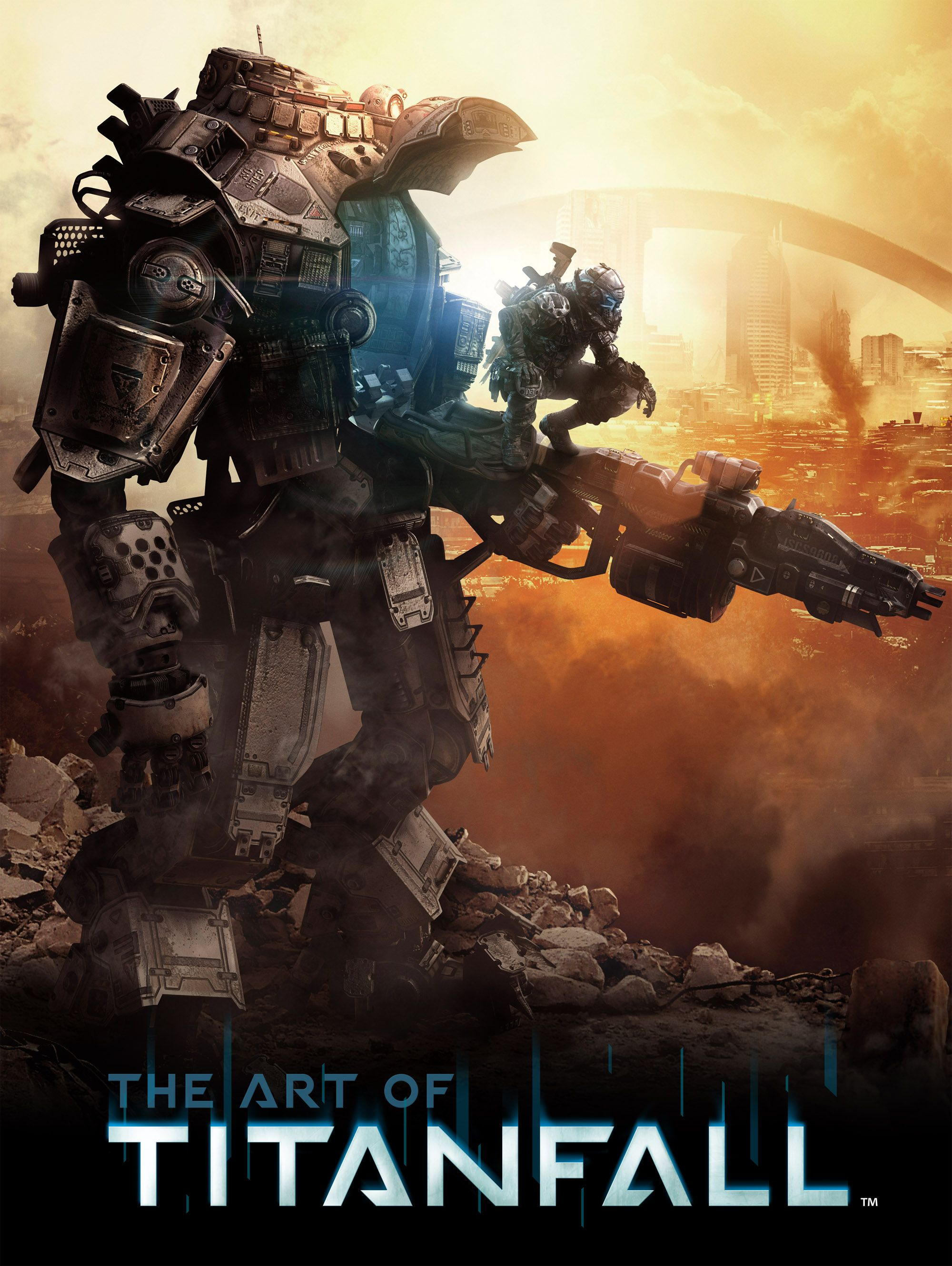 The Art of Titanfall ทหาร