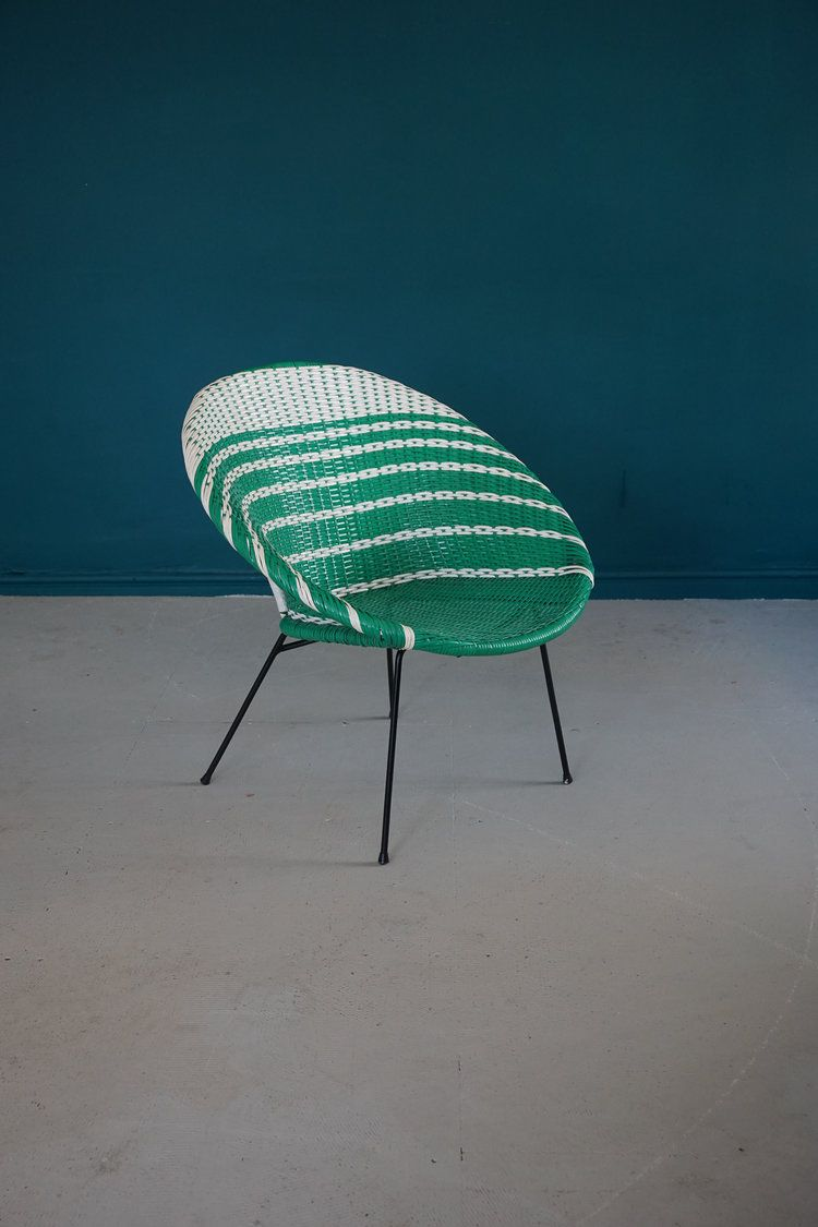 Satellite Chair Mid Century Woven Satellite Chair Roberts Astley In 2018