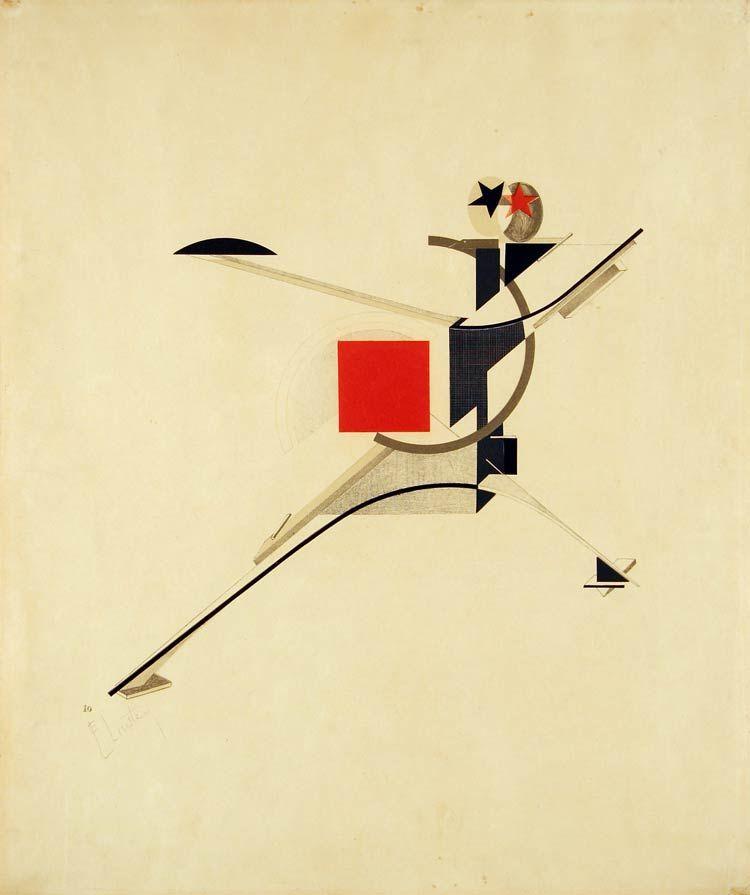El Lisstzky S Development Of Ideas Behind The Suprematist