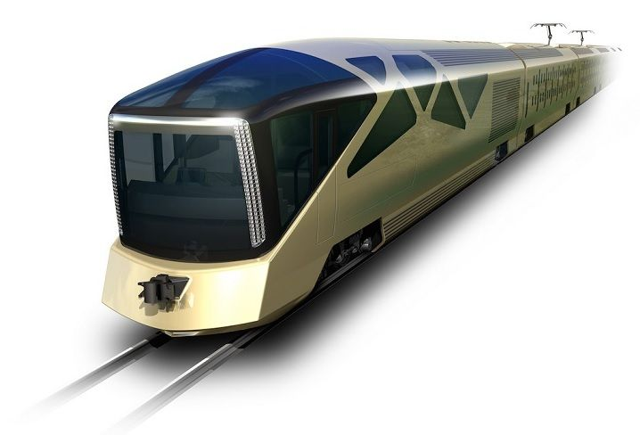 Japan's New Cruise Train: Ultra-Luxury on Rails  http://interestingengineering.com/japans-new-cruise-train-ultra-luxury-on-rails/