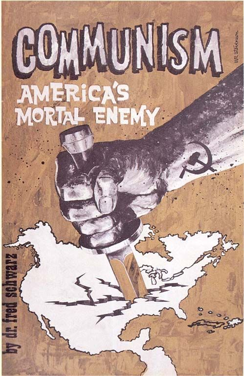Anti Communist Propaganda Google Search Cold War Propaganda Communist Propaganda Cold War