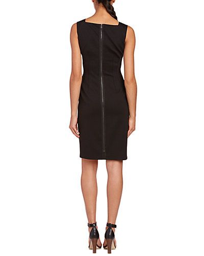 T Tahari Torrance Sheath Dress