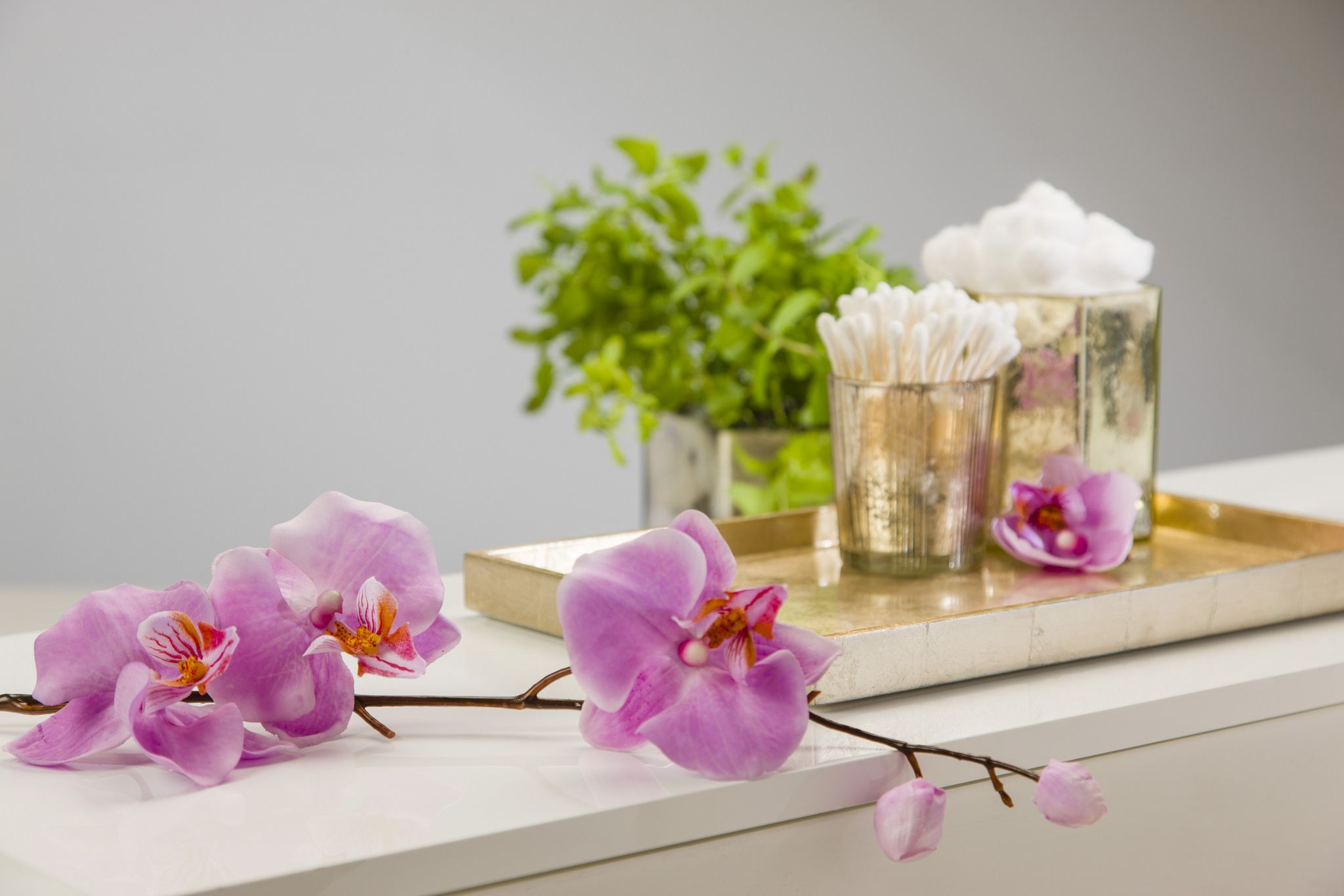 The most distinctive feature of the ART Beauty Masque and Renewal Serum is  orchid extract.  Traditionally orchids have been used in perfume by the Chinese and have been associated with purity and longevity.