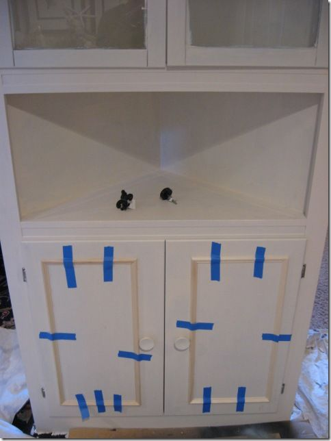 Low Budget Kitchen Cabinet Doors Remodeling Idea Add Trim To Flat