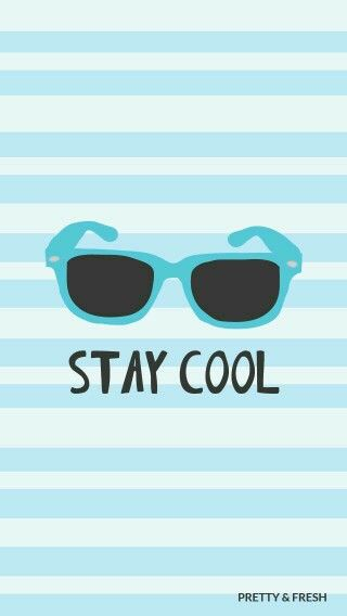 Stay Cool With Images Cute Blue Wallpaper Wallpaper Iphone