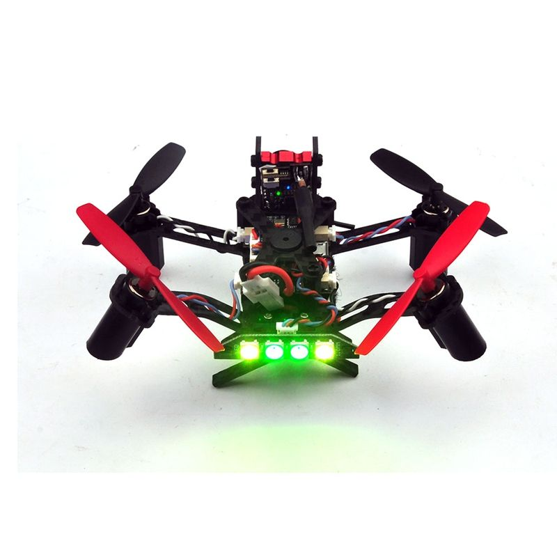 Eachine Vtail QX110 w/ AIOF3PRO_Brushed OSD Betaflight 600TVL CAM Micro FPV Racing Quadcopter BNF