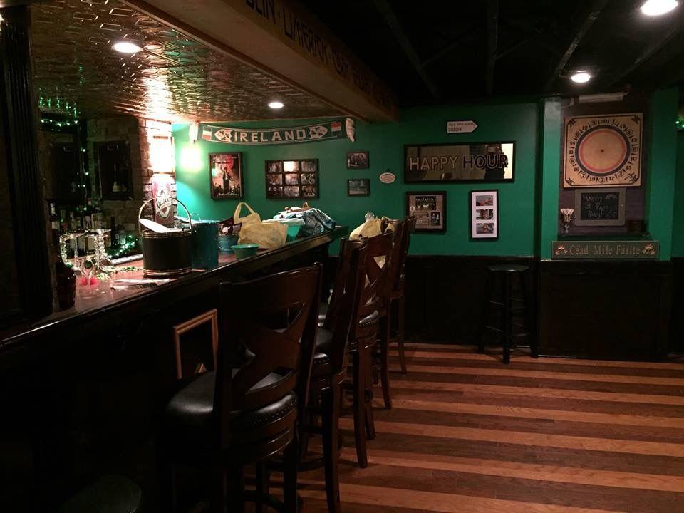 Irish Pub Man Cave Ideas : Our irish pub finished basement ideas pinterest
