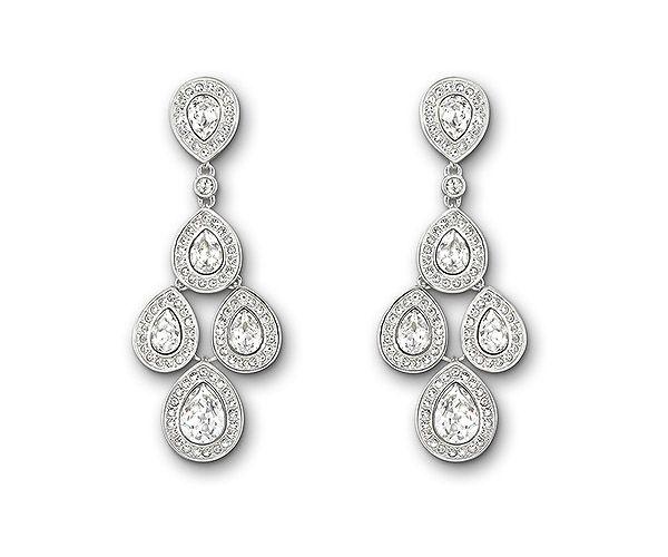 7fc631819 Sensation Pierced Earrings - Jewelry - Swarovski Online Shop ***My earrings !!***