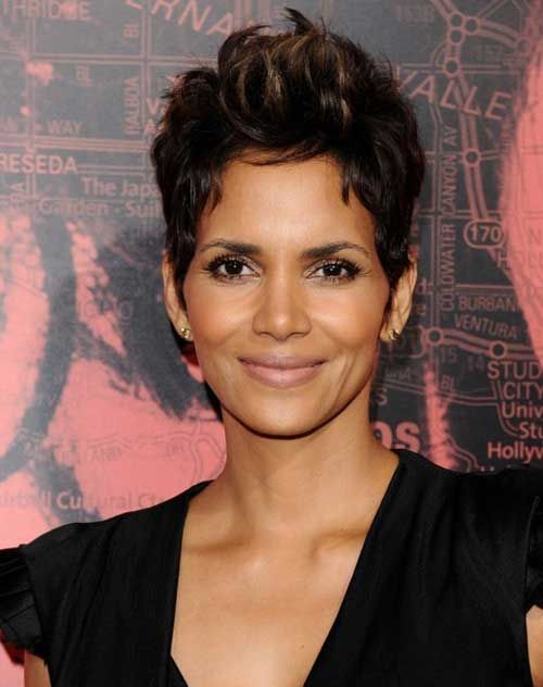 Black Celebrity Haircuts, Celebrity Haircuts, Black Haircuts | Women ...