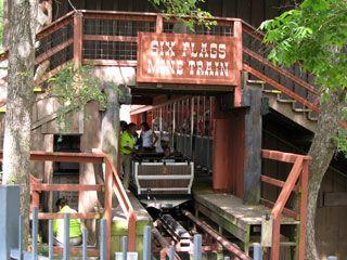 Runaway Mine Train Six Flags Over Texas House Styles Outdoor Decor Six Flags Over Texas