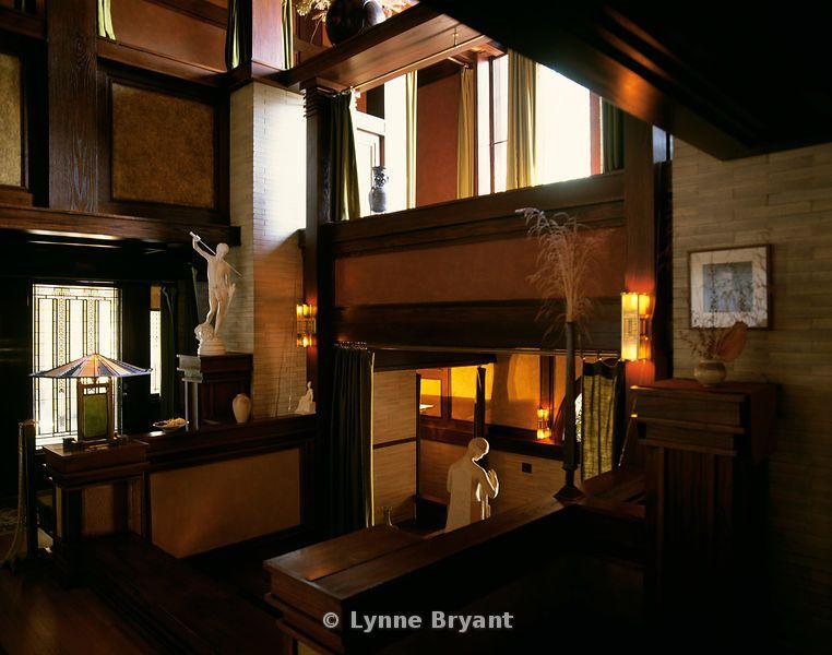 Pin By Kat Pasco On Craftsman Prairie Dana House House Interior Frank Lloyd Wright Homes
