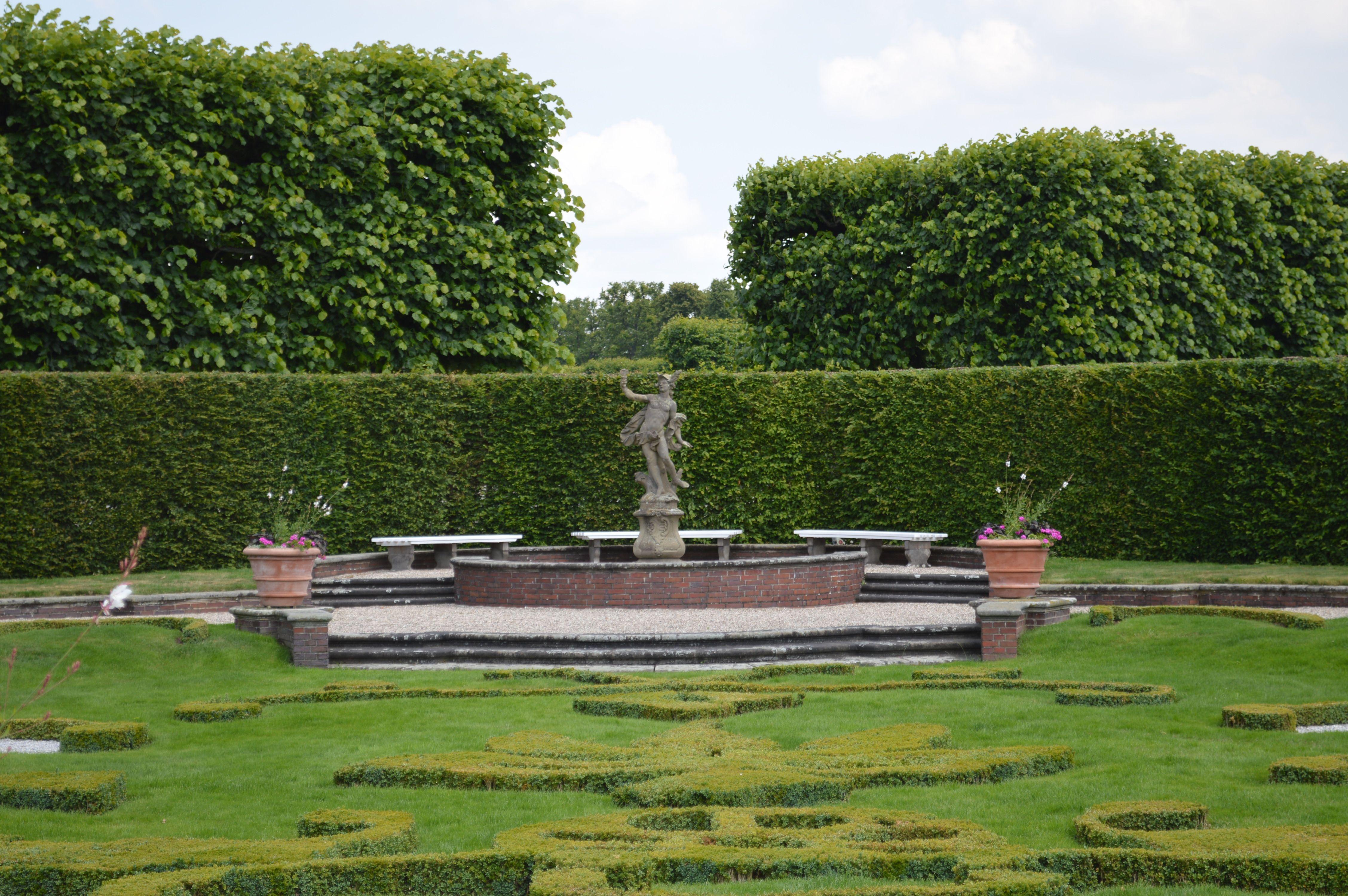 Herrenhausen Barockgarten Garten Barockgarten Hauset