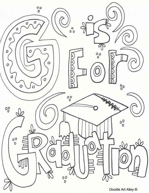 Graduation Coloring Pages Doodle Art Alley Kindergarten Graduation Pictures Kindergarten Graduation Kinder Graduation