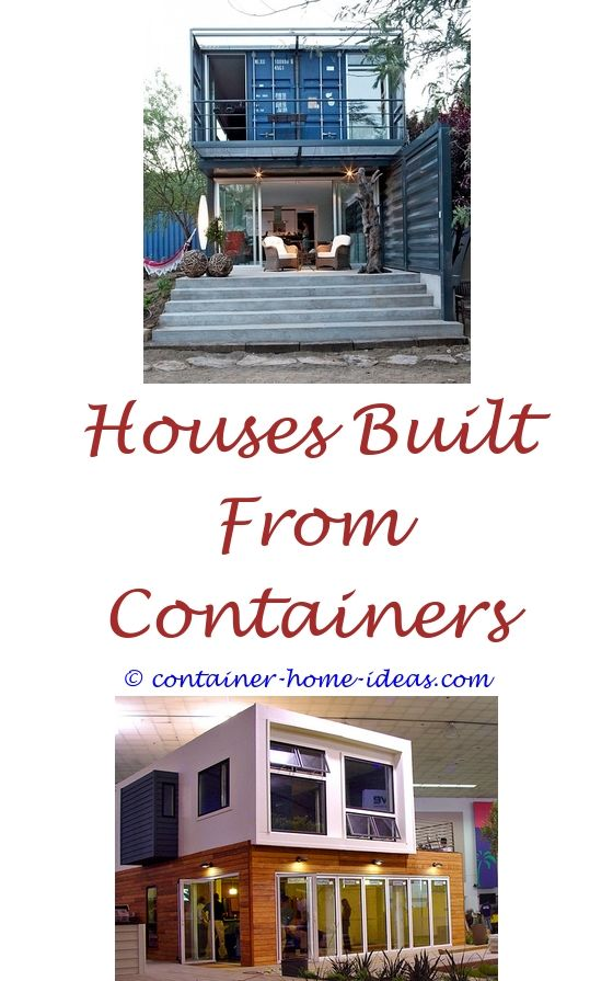 Shipping Container Home Plans Canada