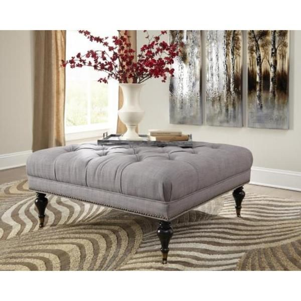 Belsize Ottoman | Furniture - Living Room | Pinterest | Decoración