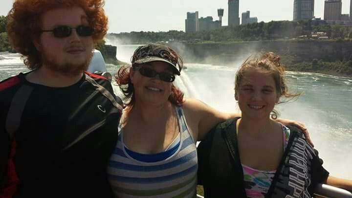Niagra Falls trip, from Mississippi.