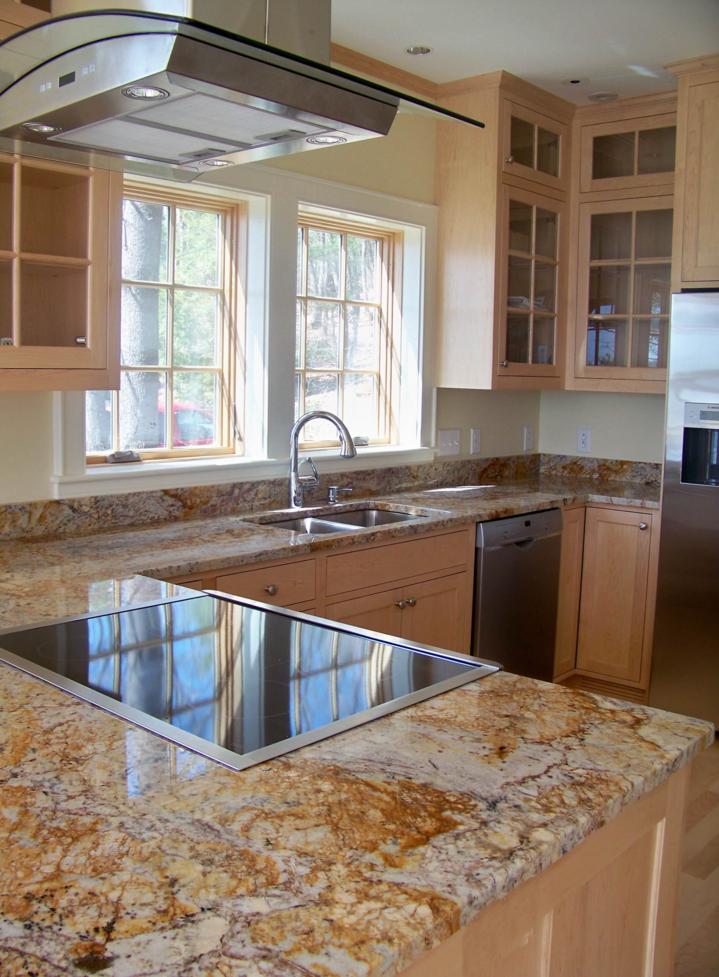 Unsere Granit Arbeitsplatten sind für kurze Zeit reduziert, so auch ...