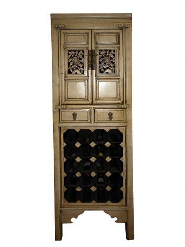 Chinese Wine Cabinet