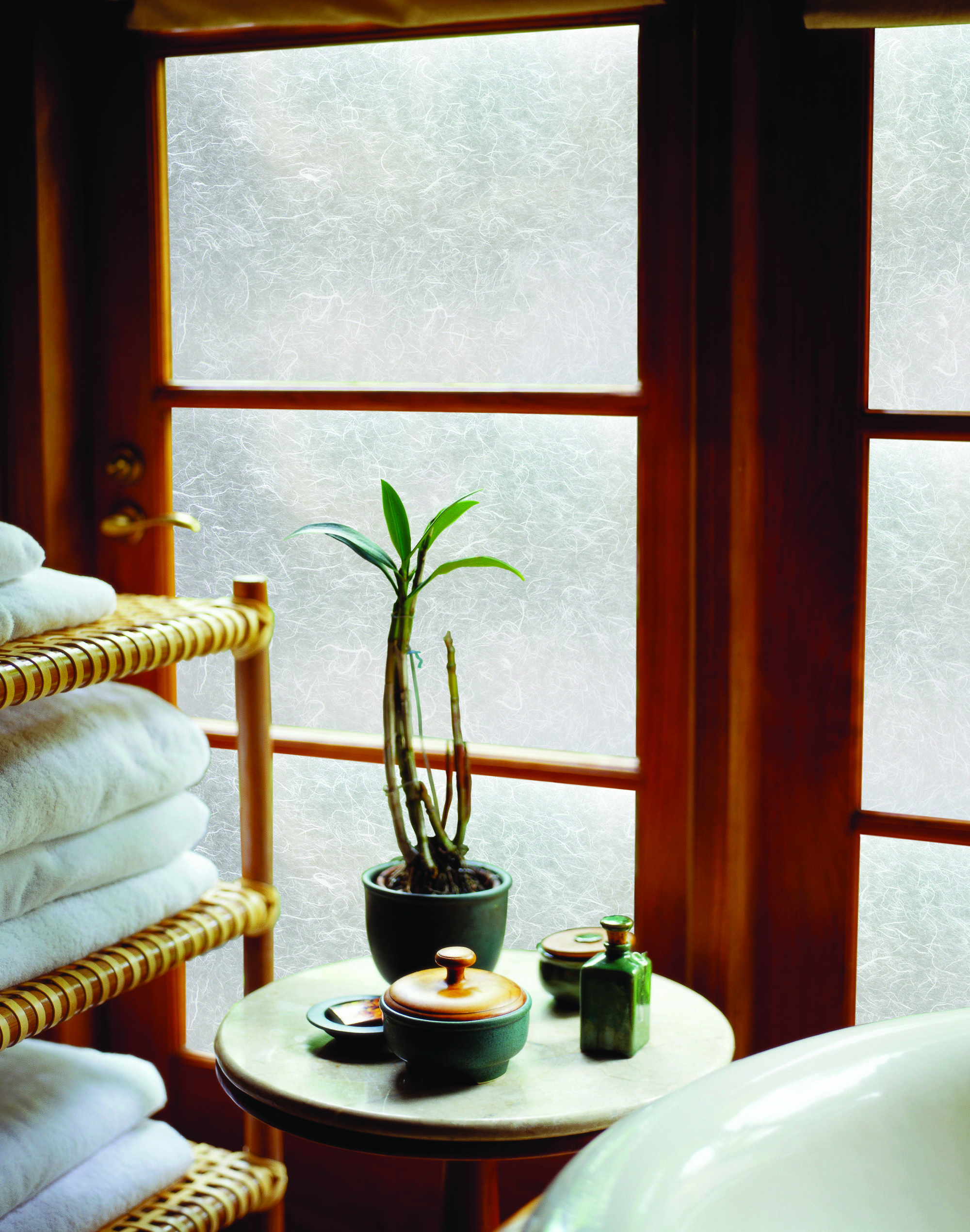 Rice Paper window film by Artscape (24\