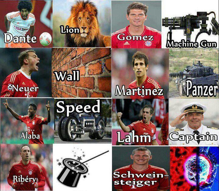 Bayern Munich  a4e34e89ac376