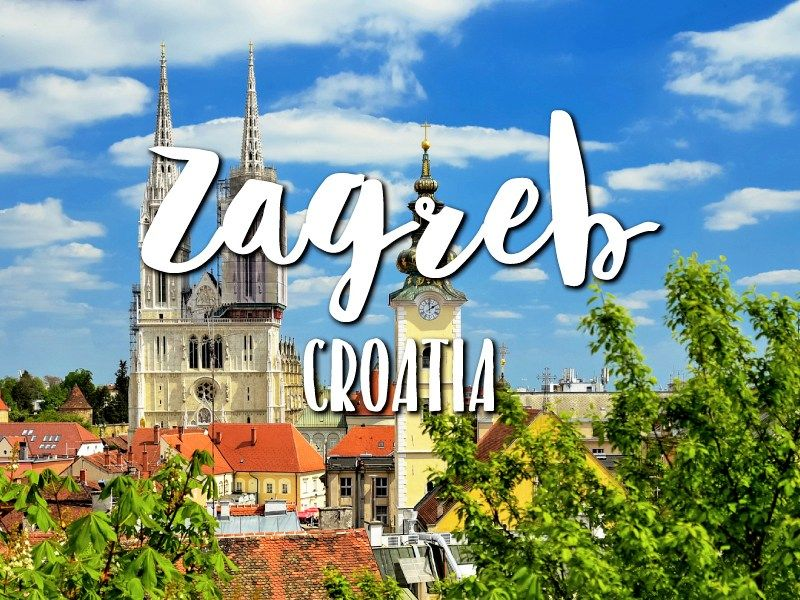 One Day In Zagreb 2021 Guide Top Things To Do Zagreb Zagreb Croatia Things To Do