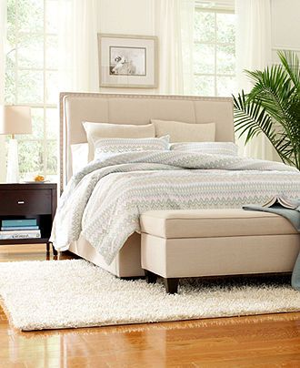 Logan Bedroom Furniture Collection, Created for Macy\'s