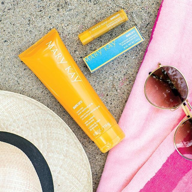 Fun in the sun calls for serious SPF protection for your face and body before soaking up some rays! 😎  We've got you covered with #MaryKay Sun Care Sunscreen Broad Spectrum SPF 50*. Shop at our profile link!