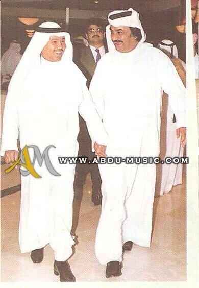الفنان القدير محمد عبده والفنان حسين عبدالرضا ٤ Photo Quotes Nun Dress Fashion