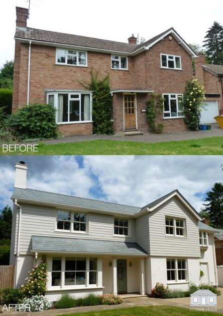 Best Exterior House Cladding Front Porches 28 Ideas Exterior House Remodel Facade House House Cladding