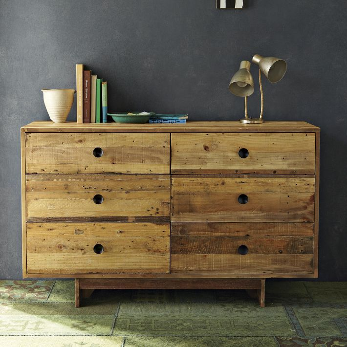 i like these timber drawers