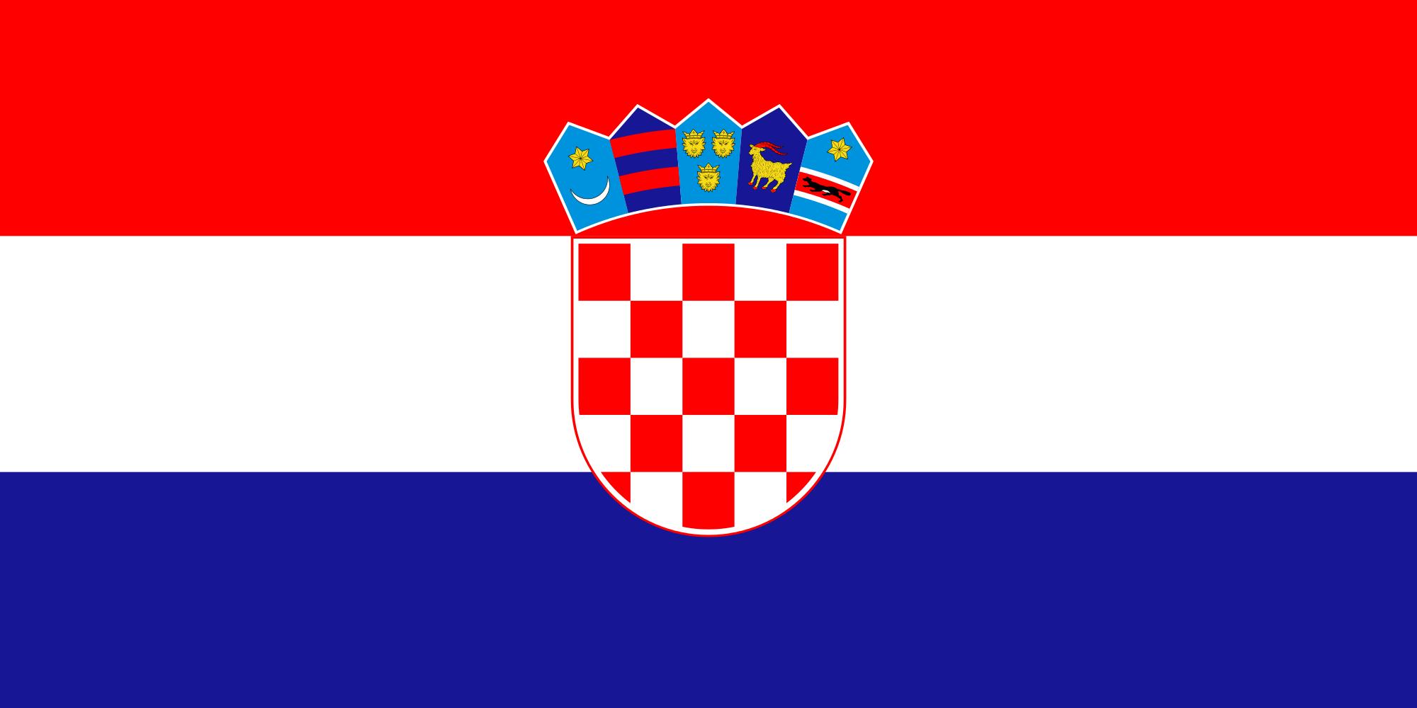 Croatia Croatian Flag Croatia Flag Croatia