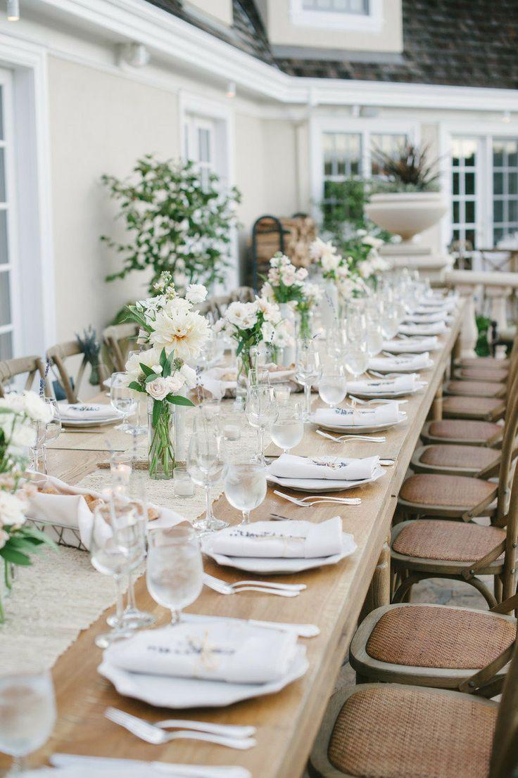 Impressive Non Traditional Wedding Reception Ideas Tablescapes