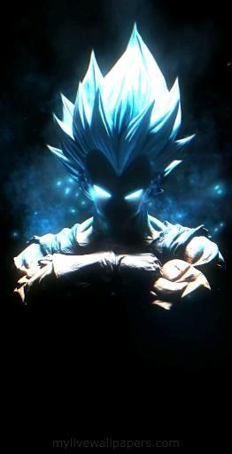   Save & Follow   Vegeta • Live Wallpaper • Dragon Ball Super