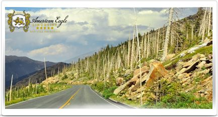 Mountain Roads View |303-332-7307| americaneaglelimo... #Limo #Service # Denver #Colorado #Travel #Services
