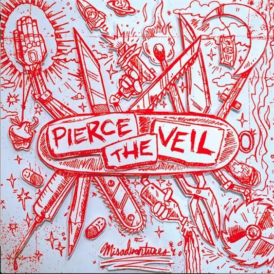 @piercetheveil has just released their new #album #Misadventures.Let us know what u think of it at http://bit.ly/1U0N8Fb  #RateIt & #review
