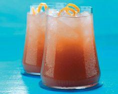 LCBO - AUCKLAND SPLASH  Gin, Cherry Liqueur, Orange Juice