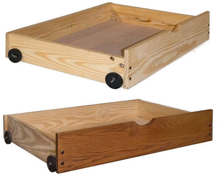 Under Bed Shoe Storage, Under Bed Storage Drawers On Wheels