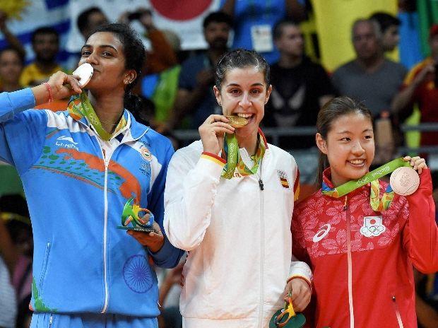 Rio Olympics: P V Sindhu creates history with badminton silver