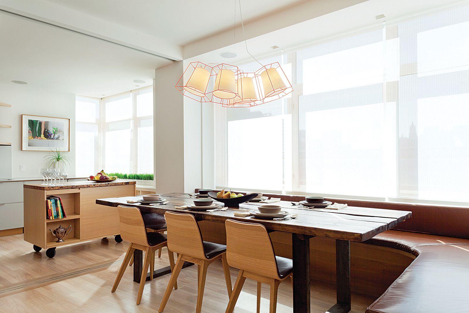 Designer Suchi Reddy Crafts A Familyfriendly New York City Captivating Kid  Friendly Dining Room Decorating Design